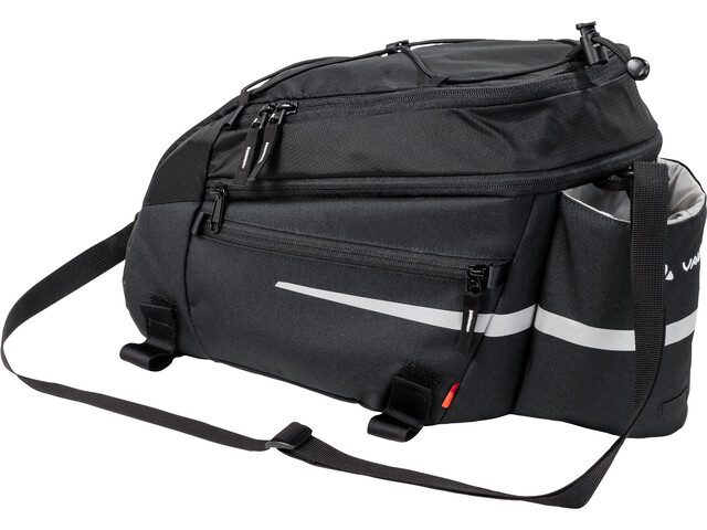 VAUDE Silkroad Tarakkalaukku L Snap-It, black
